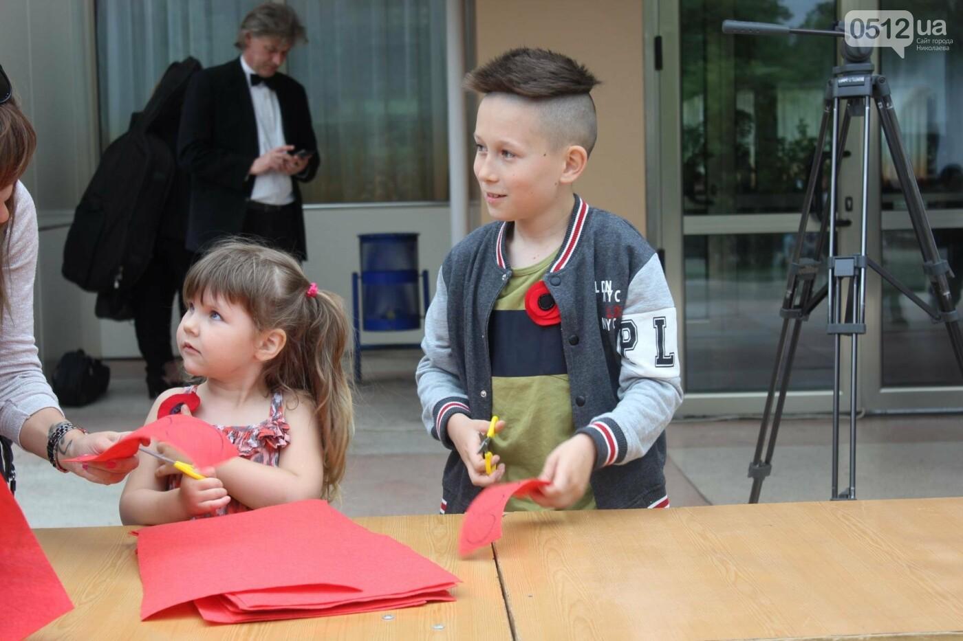 В Николаеве прошла акция по изготовлению маков, - ФОТО , фото-9