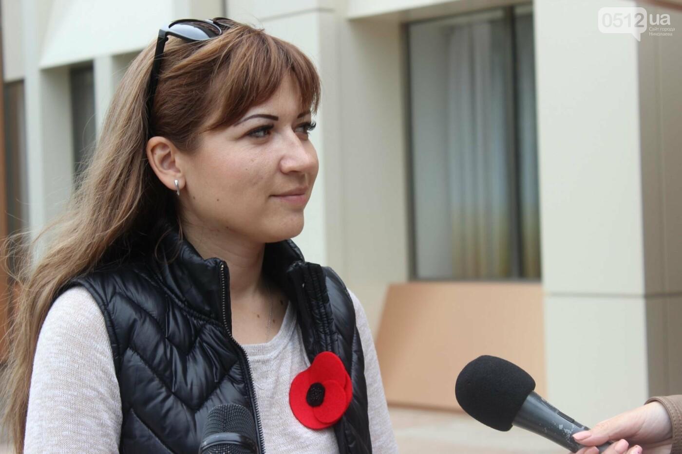 В Николаеве прошла акция по изготовлению маков, - ФОТО , фото-12