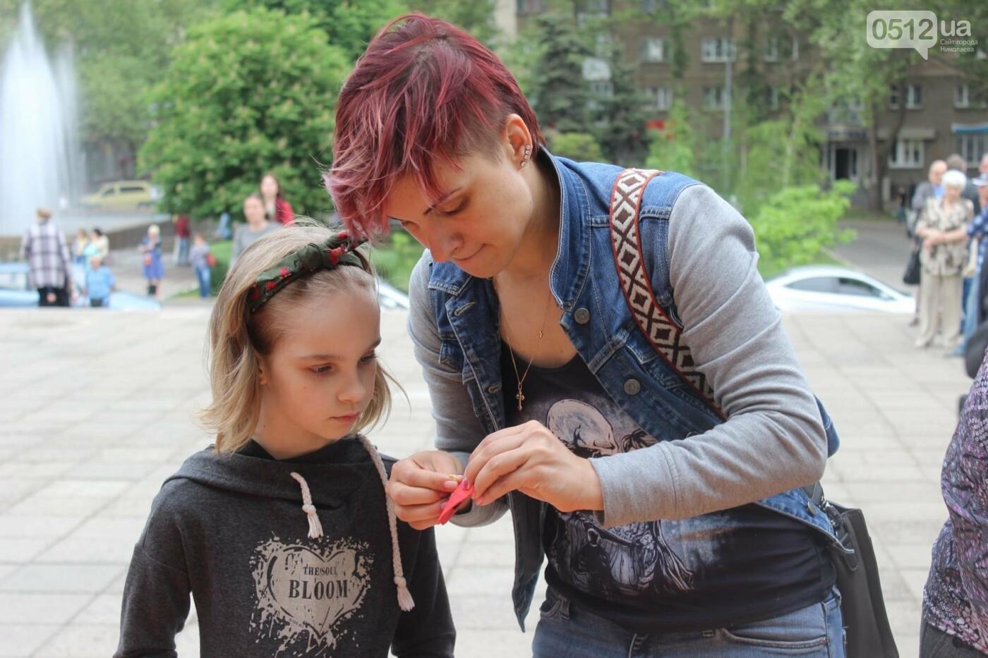 В Николаеве прошла акция по изготовлению маков, - ФОТО , фото-13
