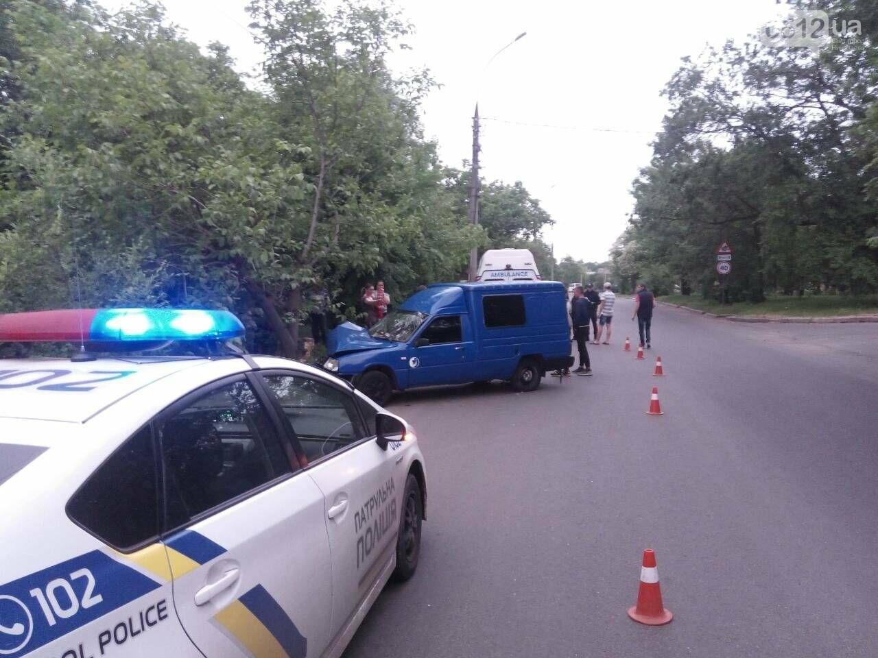 В Николаеве ИЖ врезался в дерево: пострадали пассажиры, - ФОТО, фото-5