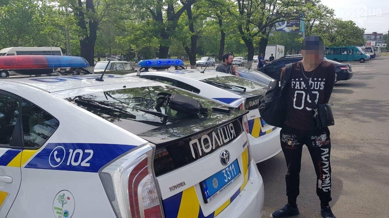 В Николаеве двое парней устроили стрельбу на автовокзале, - ФОТО, фото-6