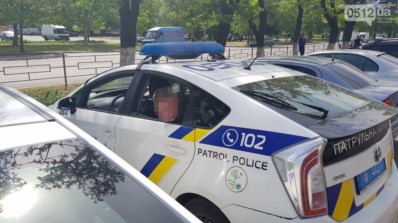 В Николаеве двое парней устроили стрельбу на автовокзале, - ФОТО, фото-5