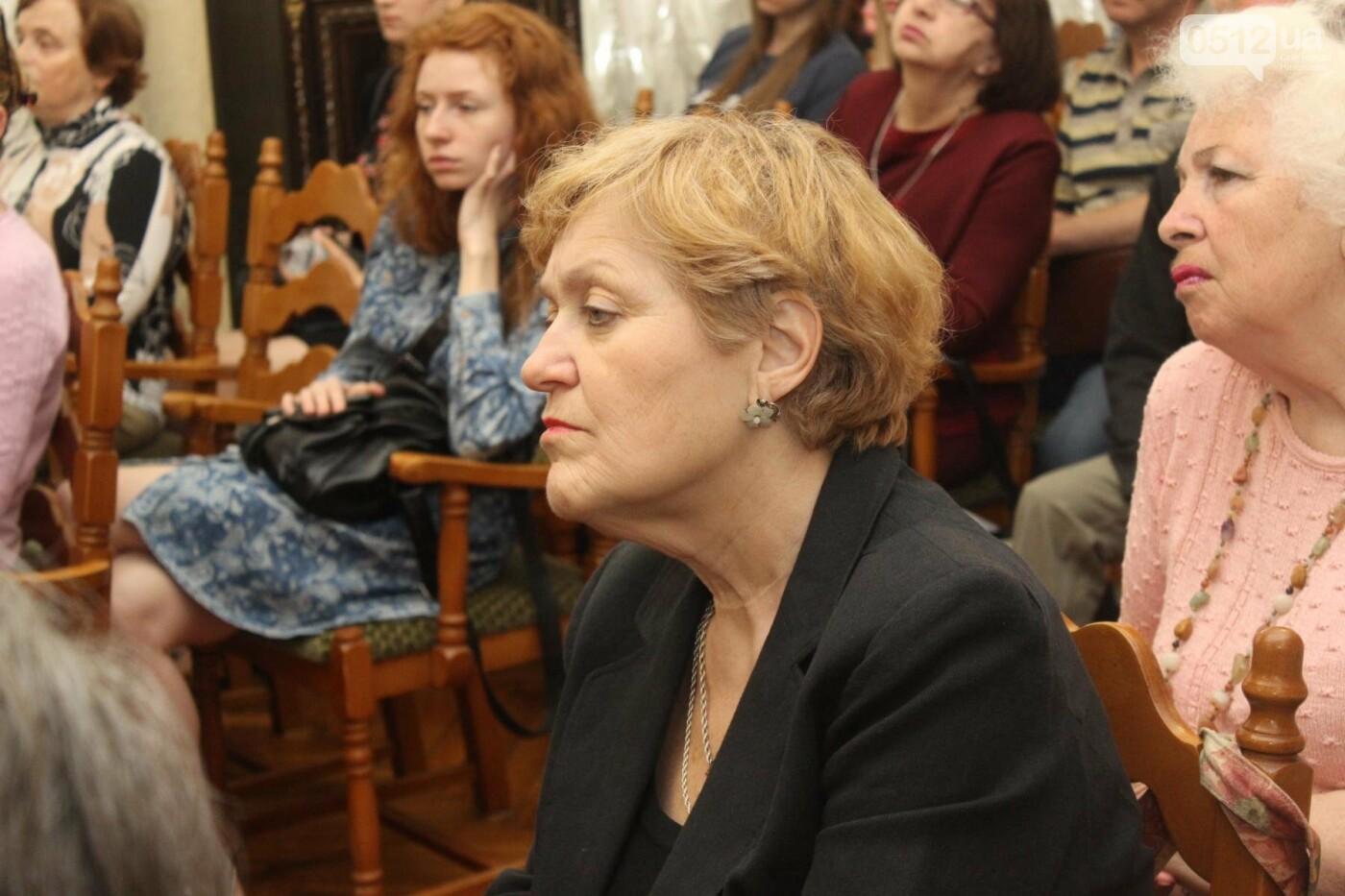 В Николаеве презентовали работы израильских художников к 175-ти летию Верещагина, - ФОТО, фото-8