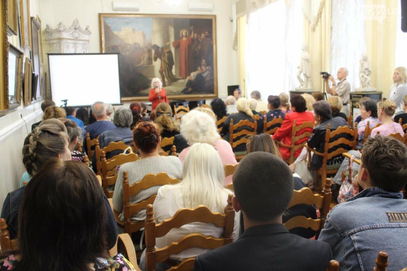 В Николаеве презентовали работы израильских художников к 175-ти летию Верещагина, - ФОТО, фото-5