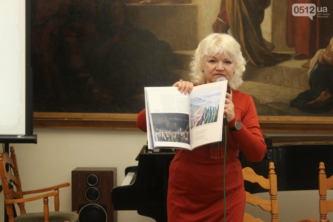 В Николаеве презентовали работы израильских художников к 175-ти летию Верещагина, - ФОТО, фото-11