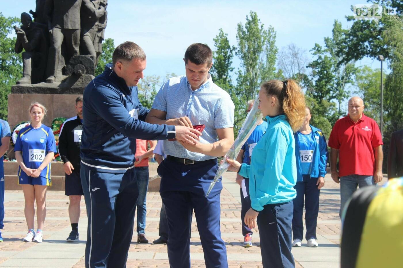 В Николаеве на день олимпийца спортсменам вручили награды и ключи от нового автобуса, - ФОТО , фото-6