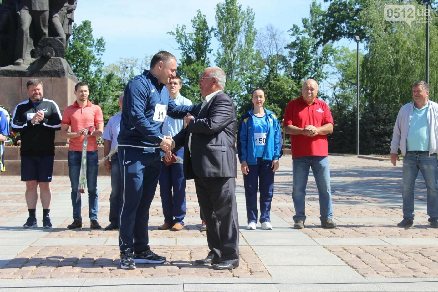В Николаеве на день олимпийца спортсменам вручили награды и ключи от нового автобуса, - ФОТО , фото-7