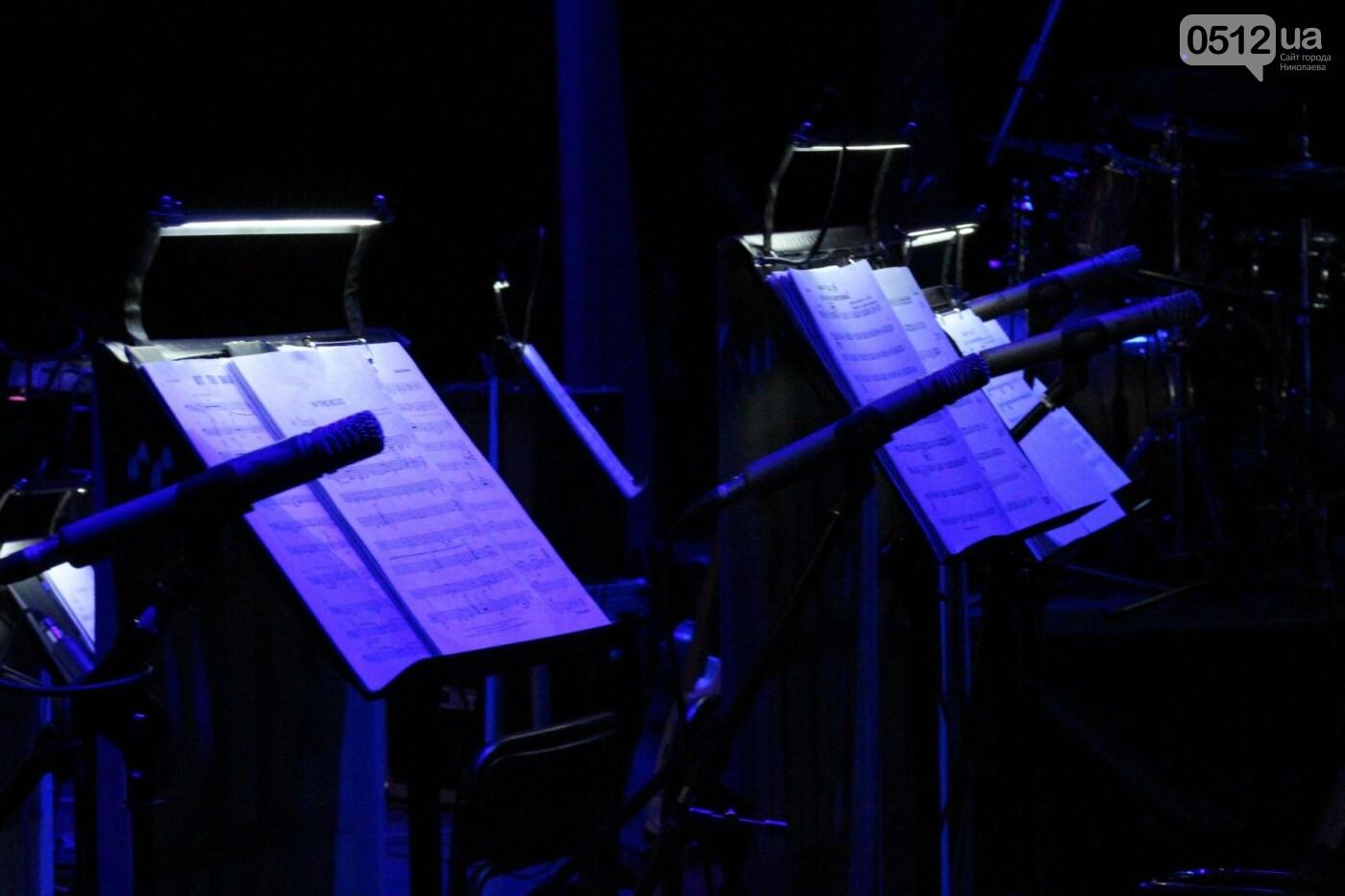 В Николаеве отгремел благотворительный джазовый концерт Performance Big Band, фото-2