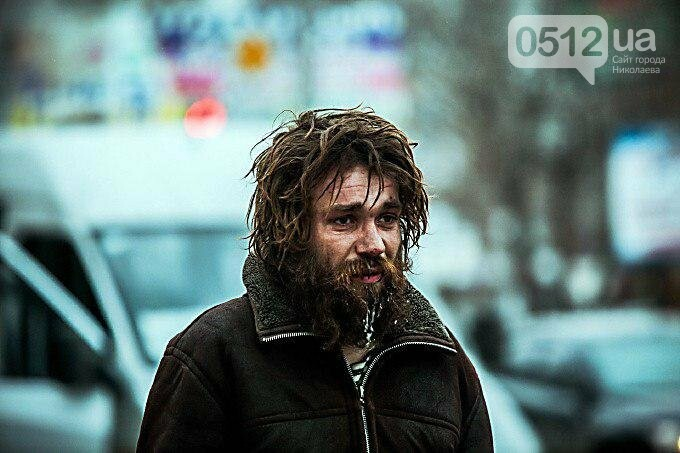 Охота на Сеню открыта: вопрос по поводу бездомного, терроризирующего жителей Николаева, передадут в полицию, ФОТО, фото-3