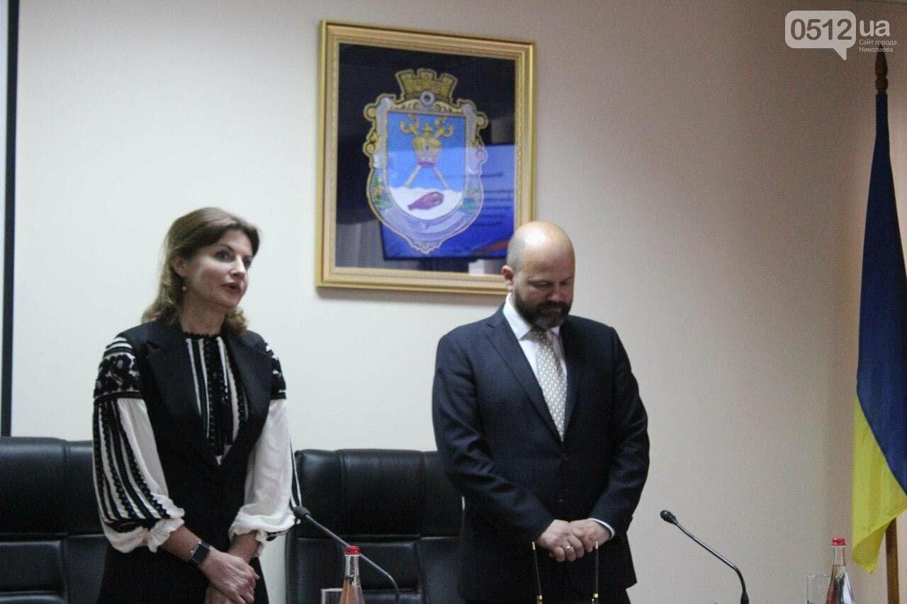 Марина Порошенко подписала с Николаевской ОГА меморандум об инклюзивном образовании, - ФОТО, фото-2