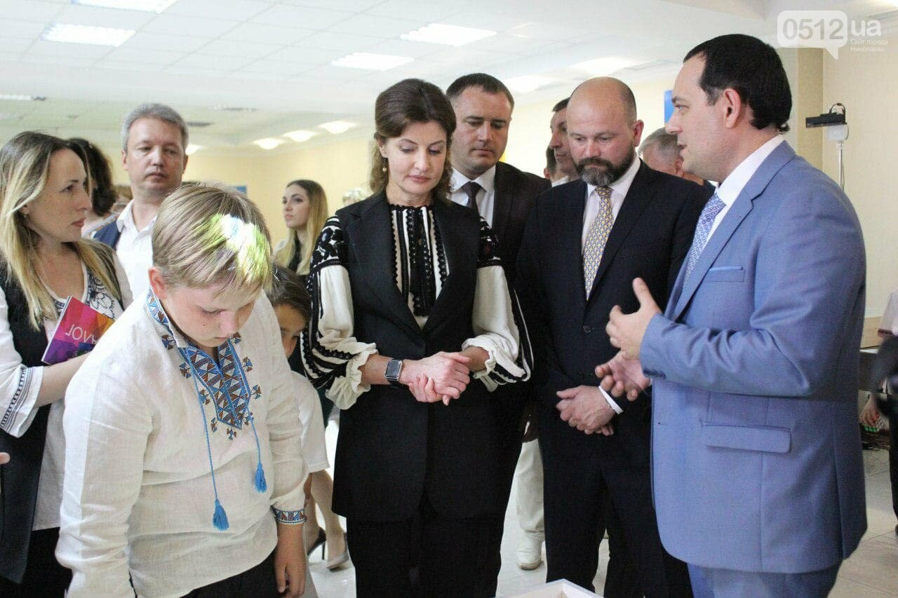 Марина Порошенко подписала с Николаевской ОГА меморандум об инклюзивном образовании, - ФОТО, фото-10