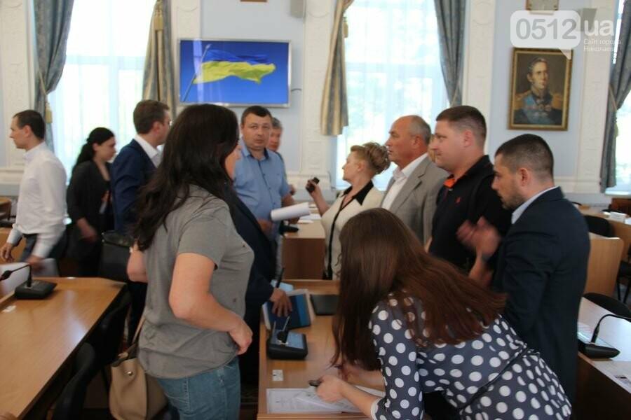 Прорыв канализации на Лескова: николаевские депутаты проголосовали за выделение средств на ликвидацию аварии, - ФОТО, фото-4