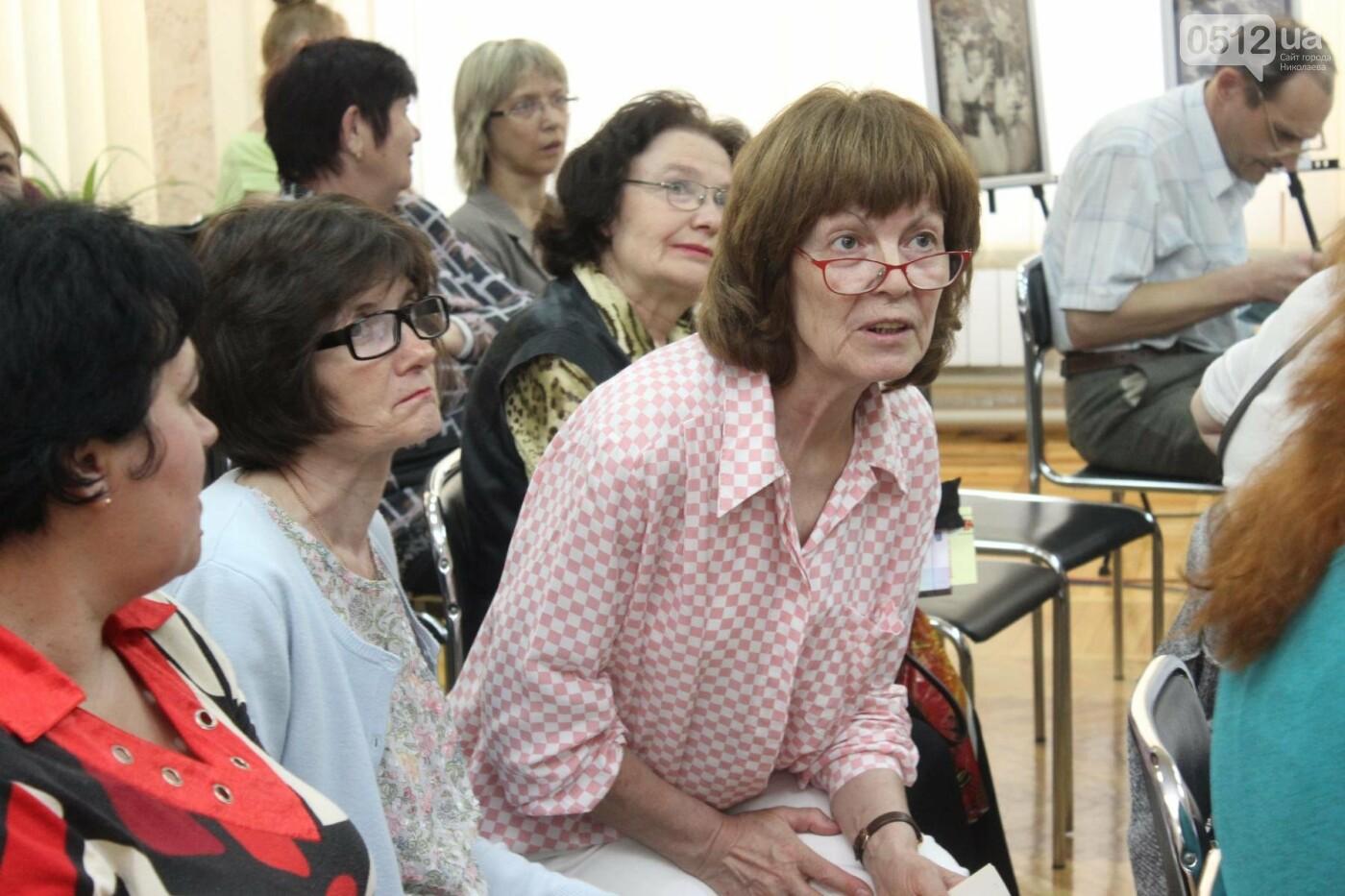 Пиво и котики: в Николаеской библиотеке состоялось литературное ревью, - ФОТО, фото-12