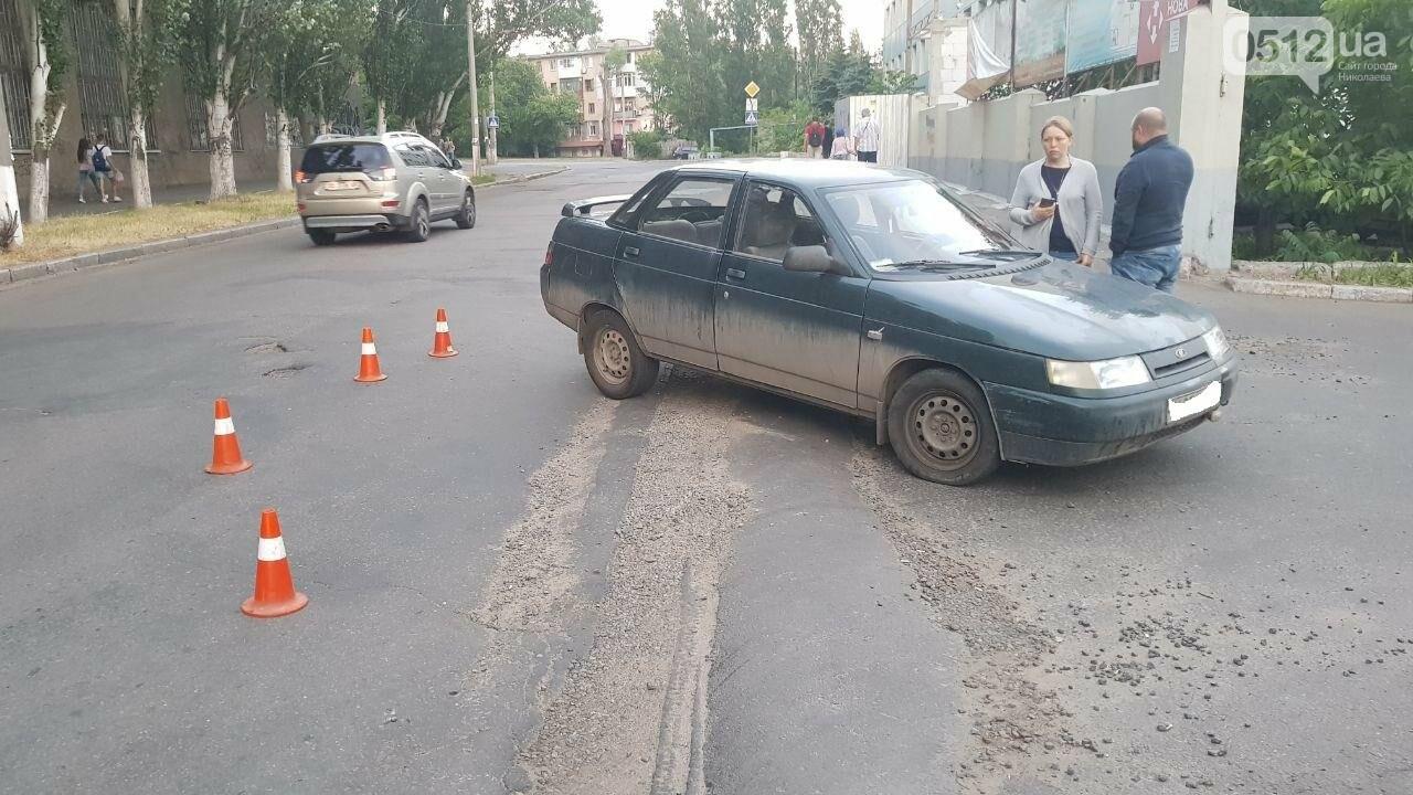 """В Николаеве столкнулись """"ВАЗ"""" и """"Рено"""", - ФОТО, фото-6"""