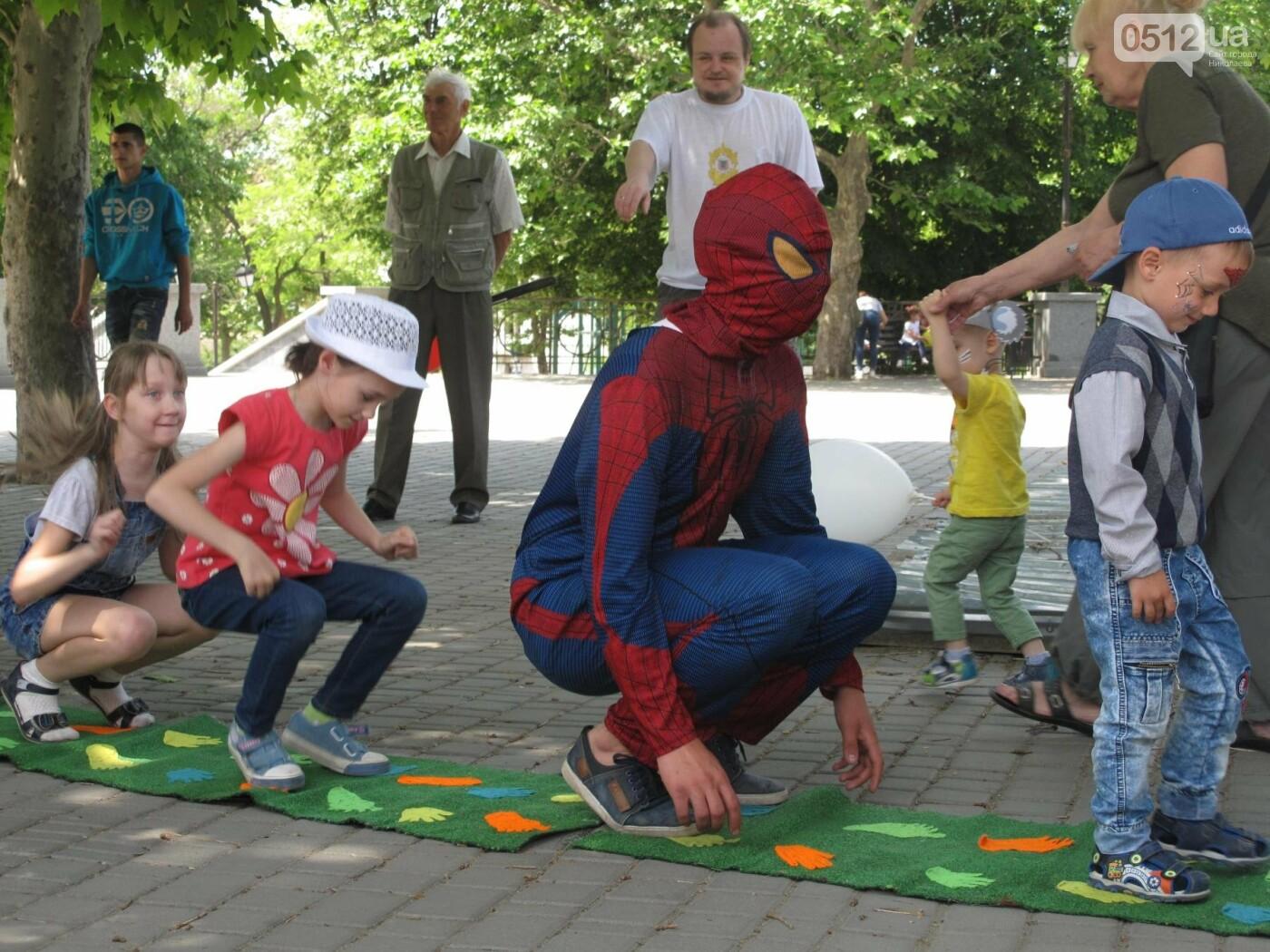 В Сердце города организовали развлекательную программу для детей с нарушением слуха., фото-9