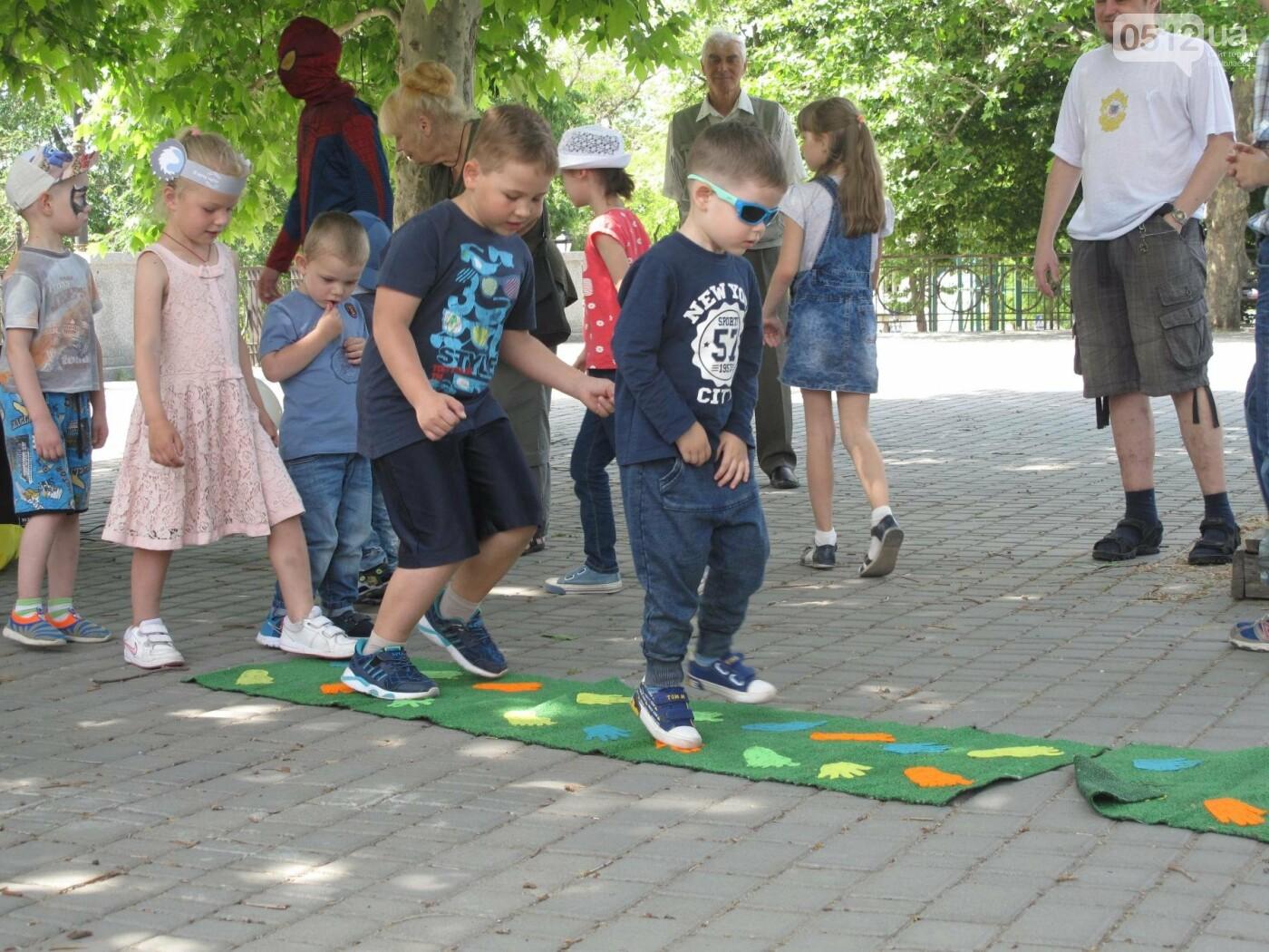 В Сердце города организовали развлекательную программу для детей с нарушением слуха., фото-1