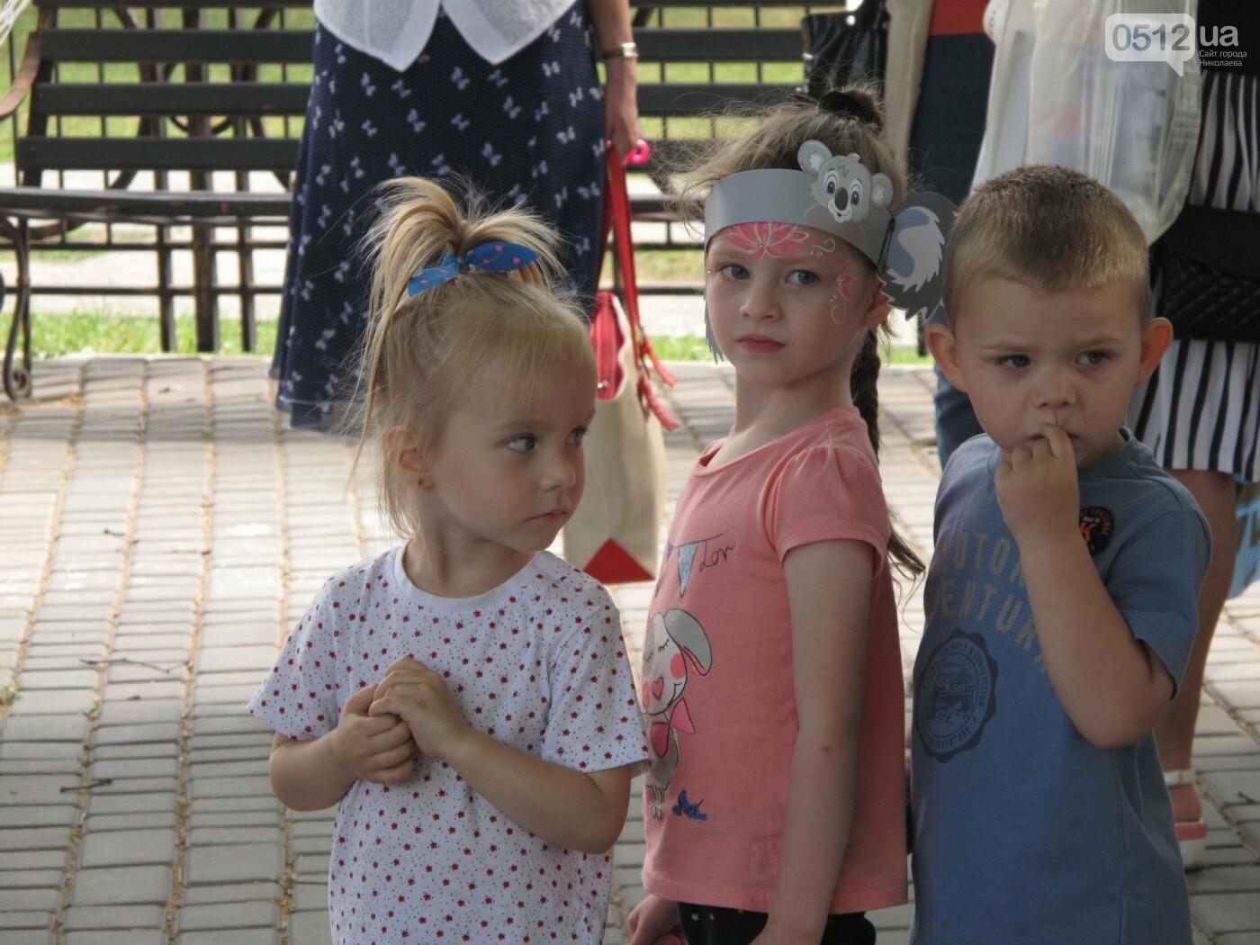 В Сердце города организовали развлекательную программу для детей с нарушением слуха., фото-8