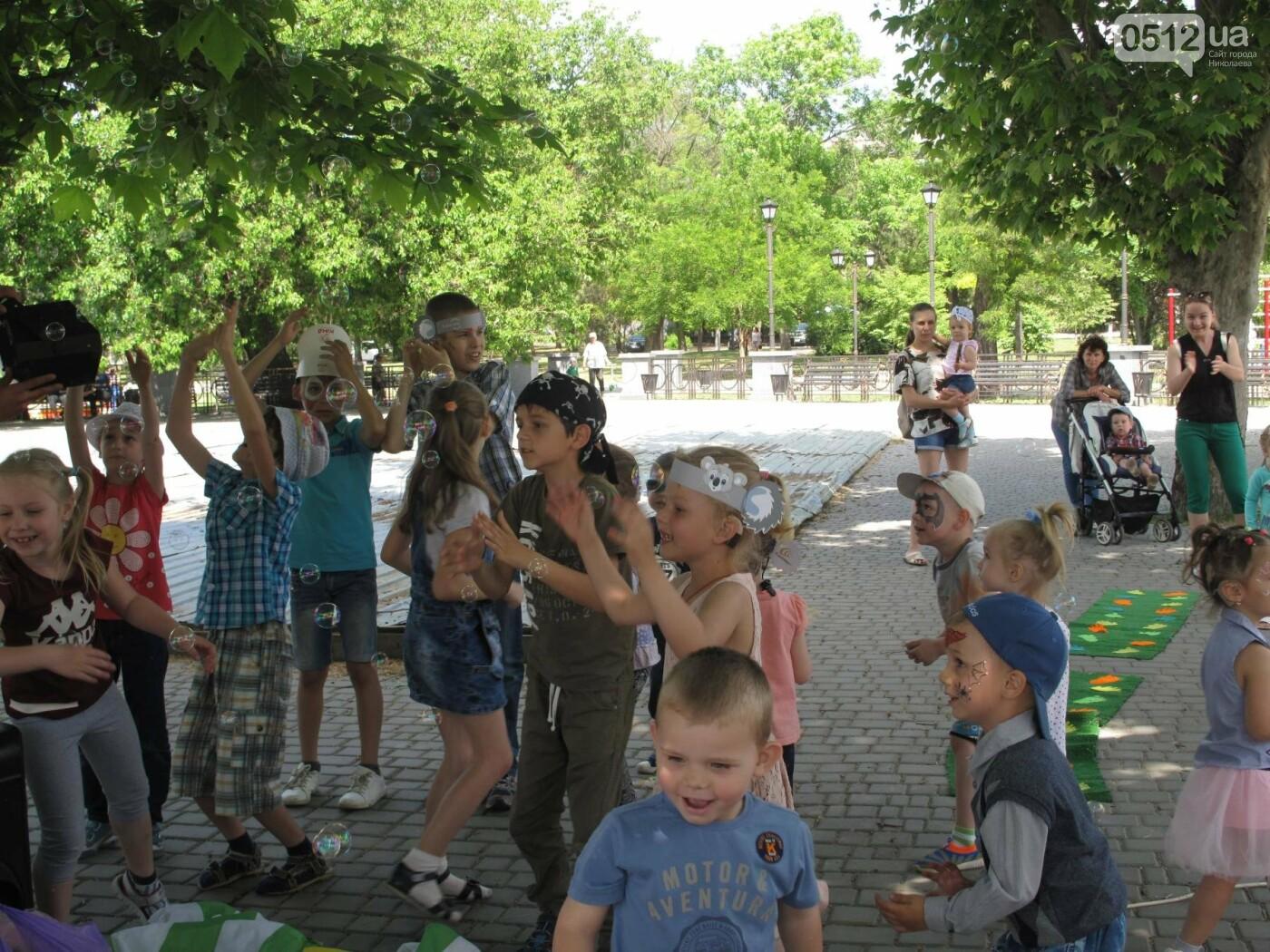 В Сердце города организовали развлекательную программу для детей с нарушением слуха., фото-10