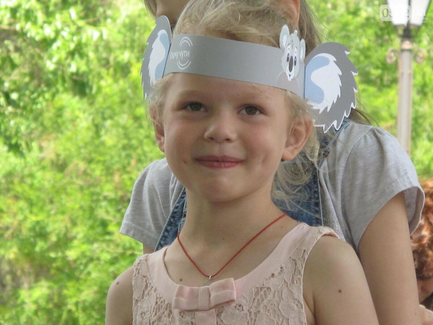В Сердце города организовали развлекательную программу для детей с нарушением слуха., фото-3