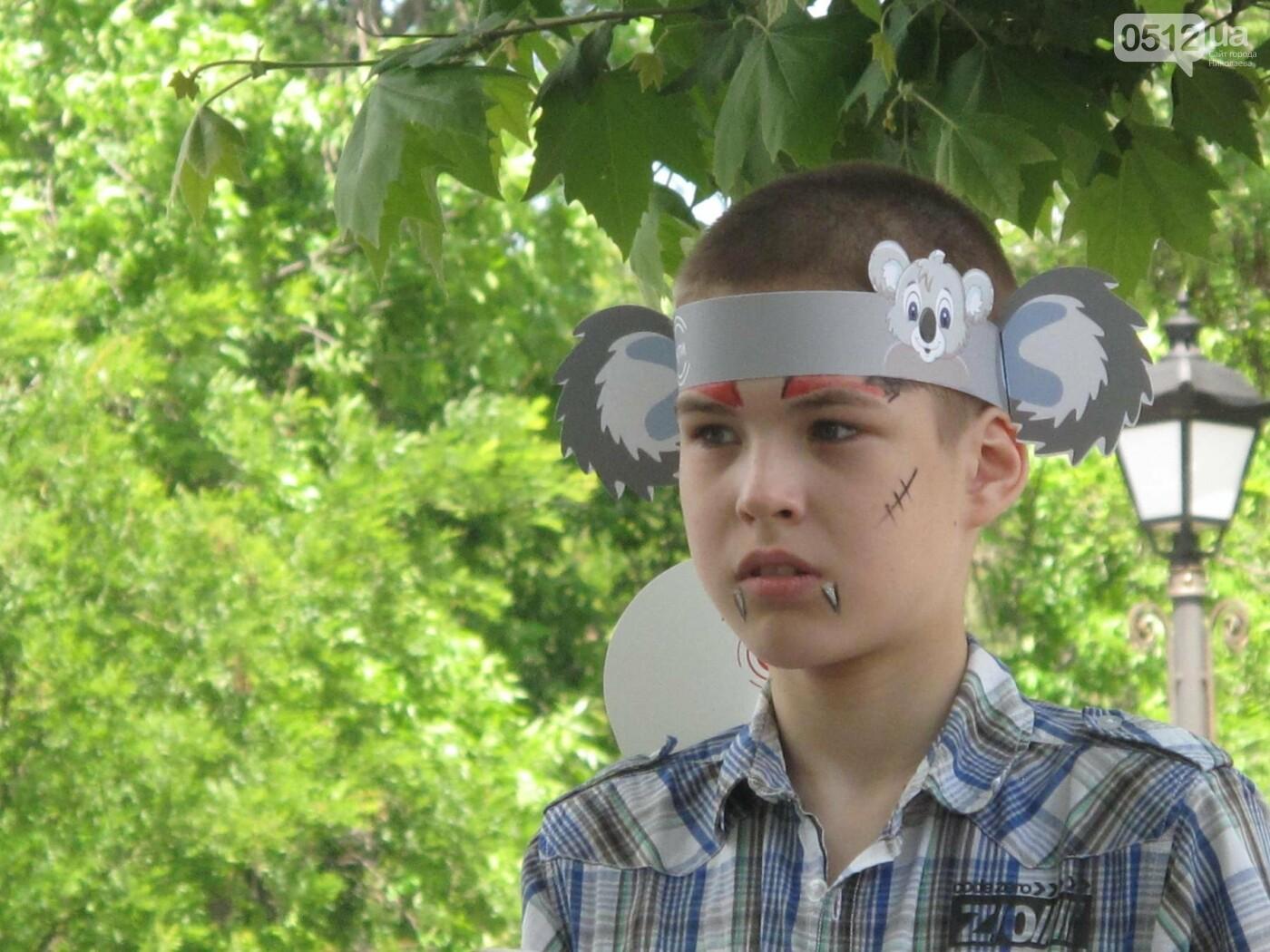 В Сердце города организовали развлекательную программу для детей с нарушением слуха., фото-5