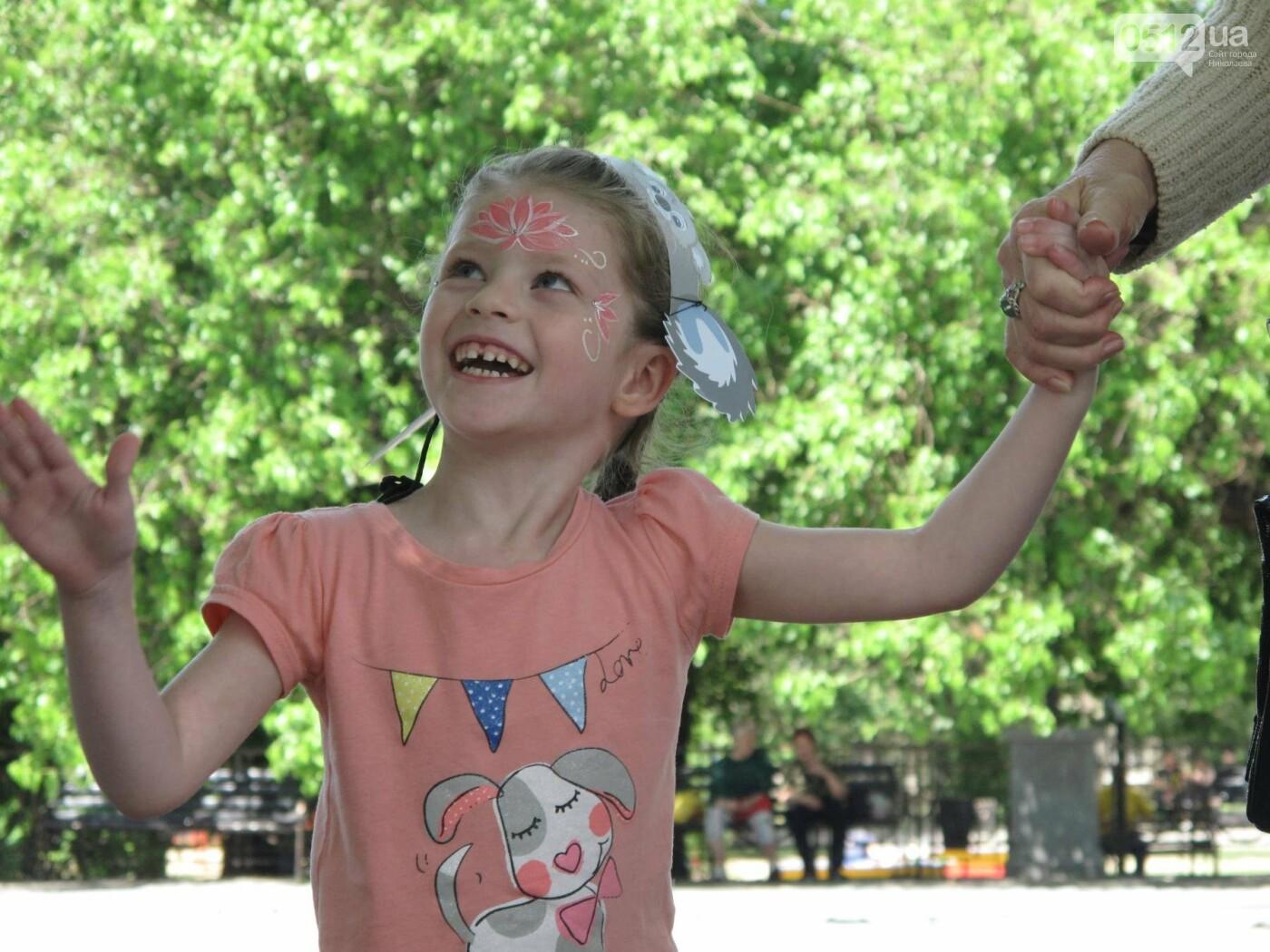 В Сердце города организовали развлекательную программу для детей с нарушением слуха., фото-6