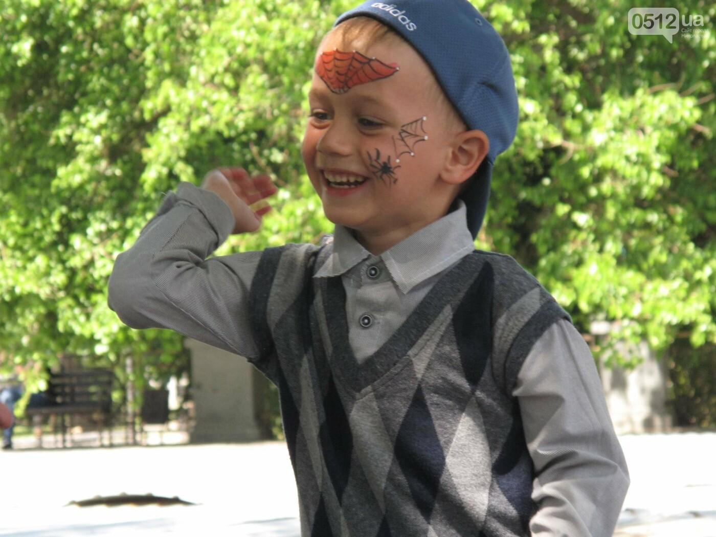В Сердце города организовали развлекательную программу для детей с нарушением слуха., фото-11