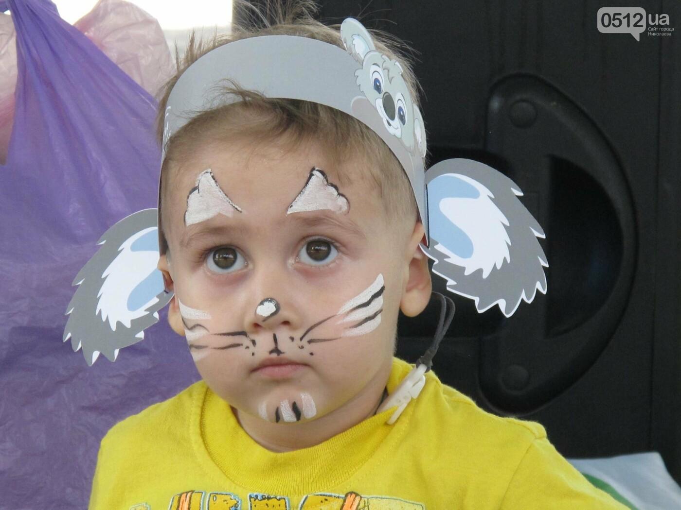 В Сердце города организовали развлекательную программу для детей с нарушением слуха., фото-7