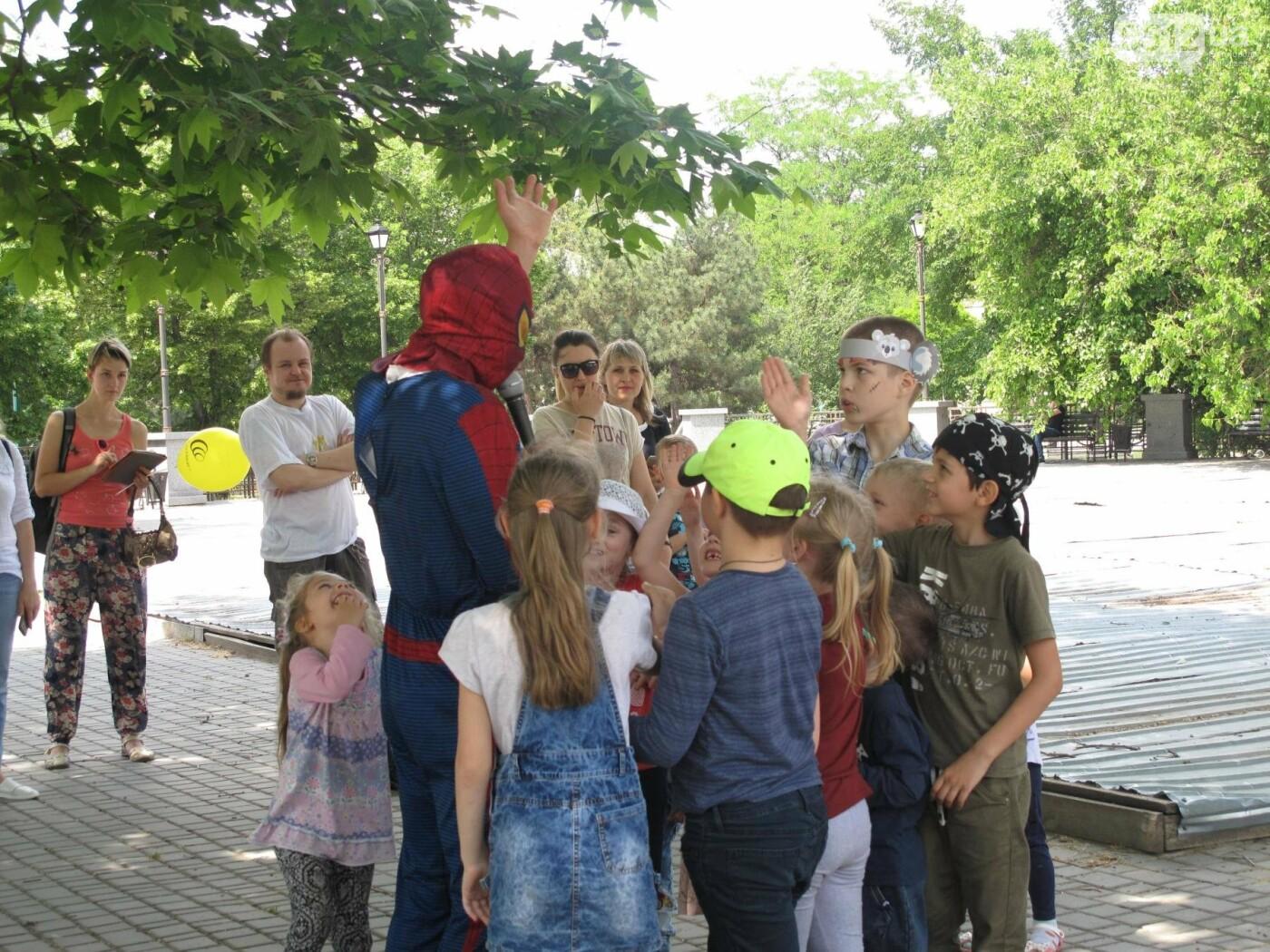 В Сердце города организовали развлекательную программу для детей с нарушением слуха., фото-2