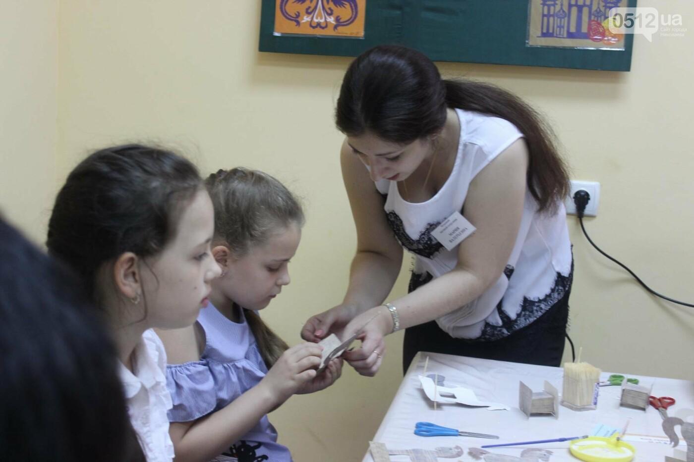 """В Николаевской музее прошла акция """"Ночь в музее"""", - ФОТО, фото-6"""