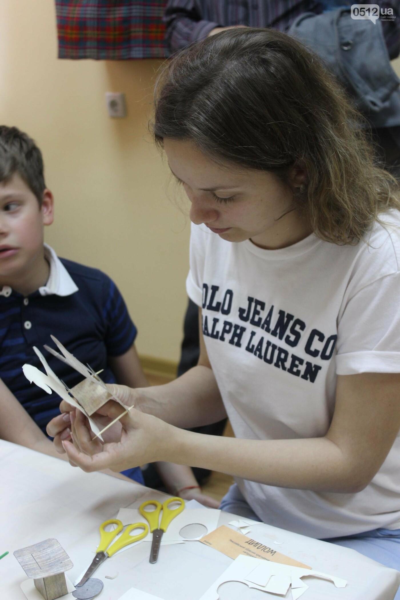 """В Николаевской музее прошла акция """"Ночь в музее"""", - ФОТО, фото-11"""