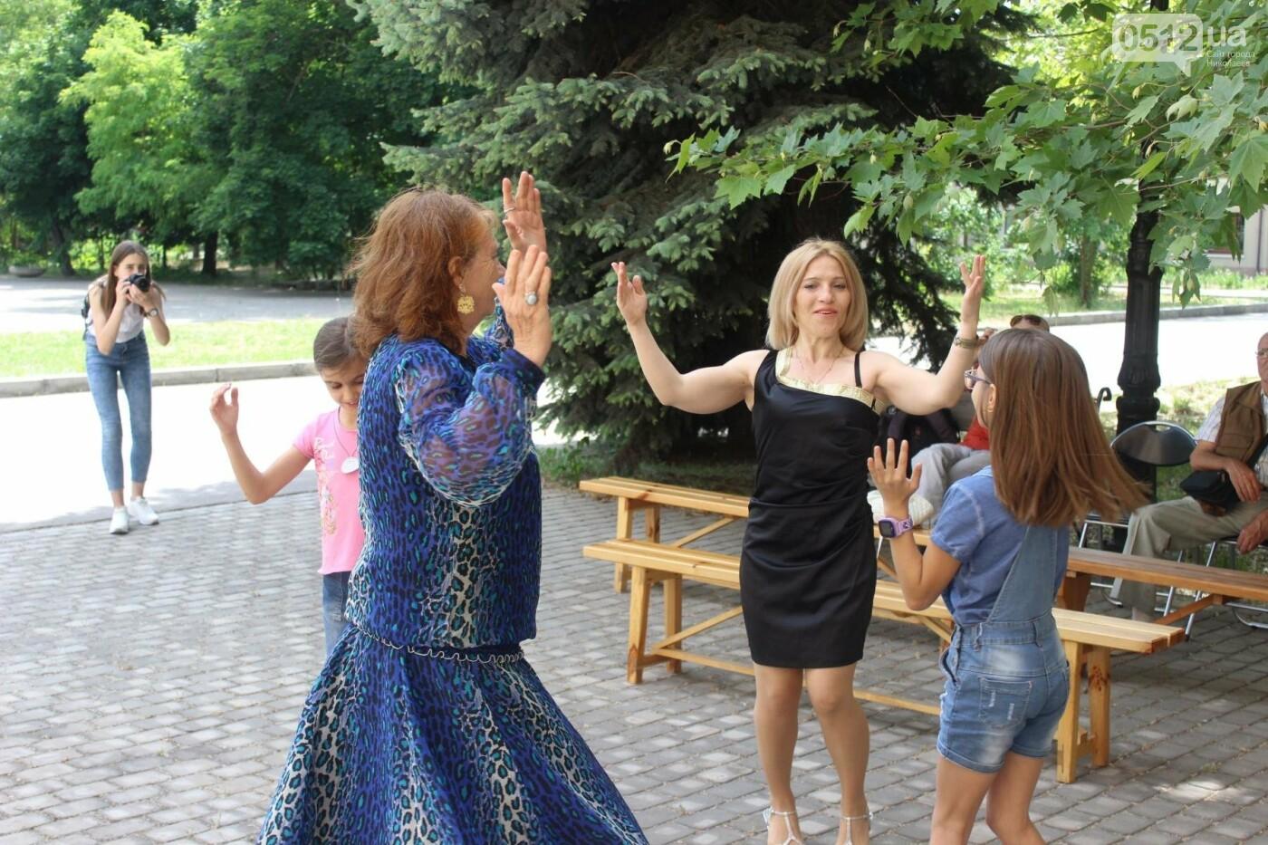 """В Николаевской музее прошла акция """"Ночь в музее"""", - ФОТО, фото-13"""