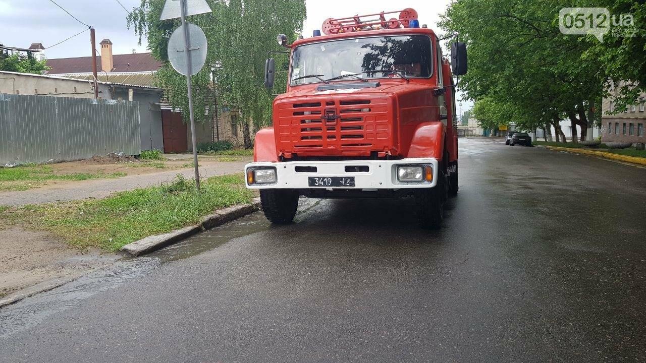 Николаевские спасатели выехали на пожар, а попали на шашлыки, - ФОТО, ВИДЕО, фото-1