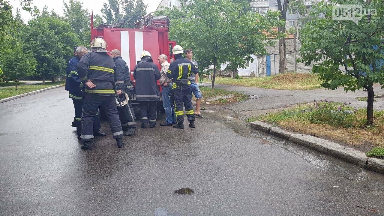 Николаевские спасатели выехали на пожар, а попали на шашлыки, - ФОТО, ВИДЕО, фото-4
