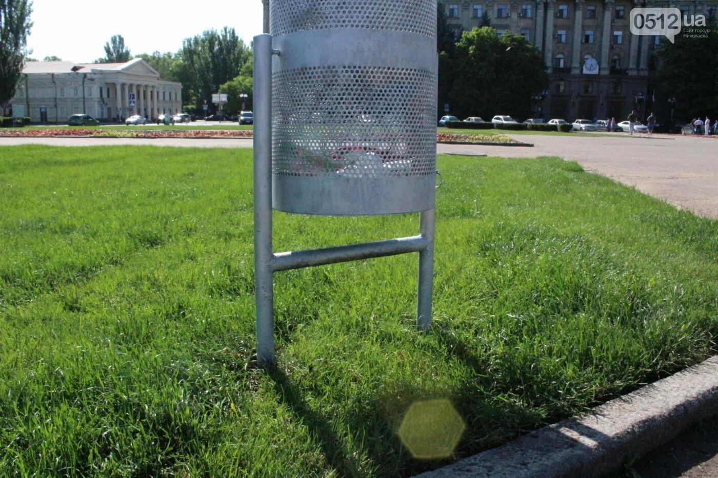Соборную площадь в Николаеве готовят к приезду Петра Порошенко, - ФОТО, фото-2