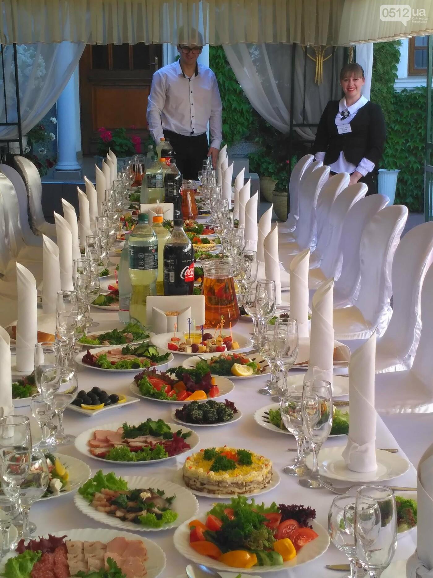 Золотой фазан, Ресторанно-гостиничный комплекс