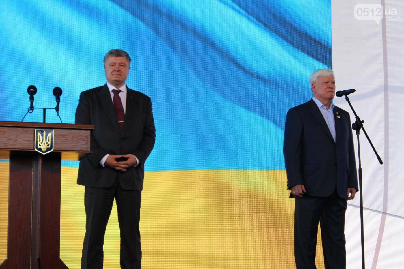 Порошенко в Николаеве подписал ряд важных законопроектов, - ФОТО, фото-4