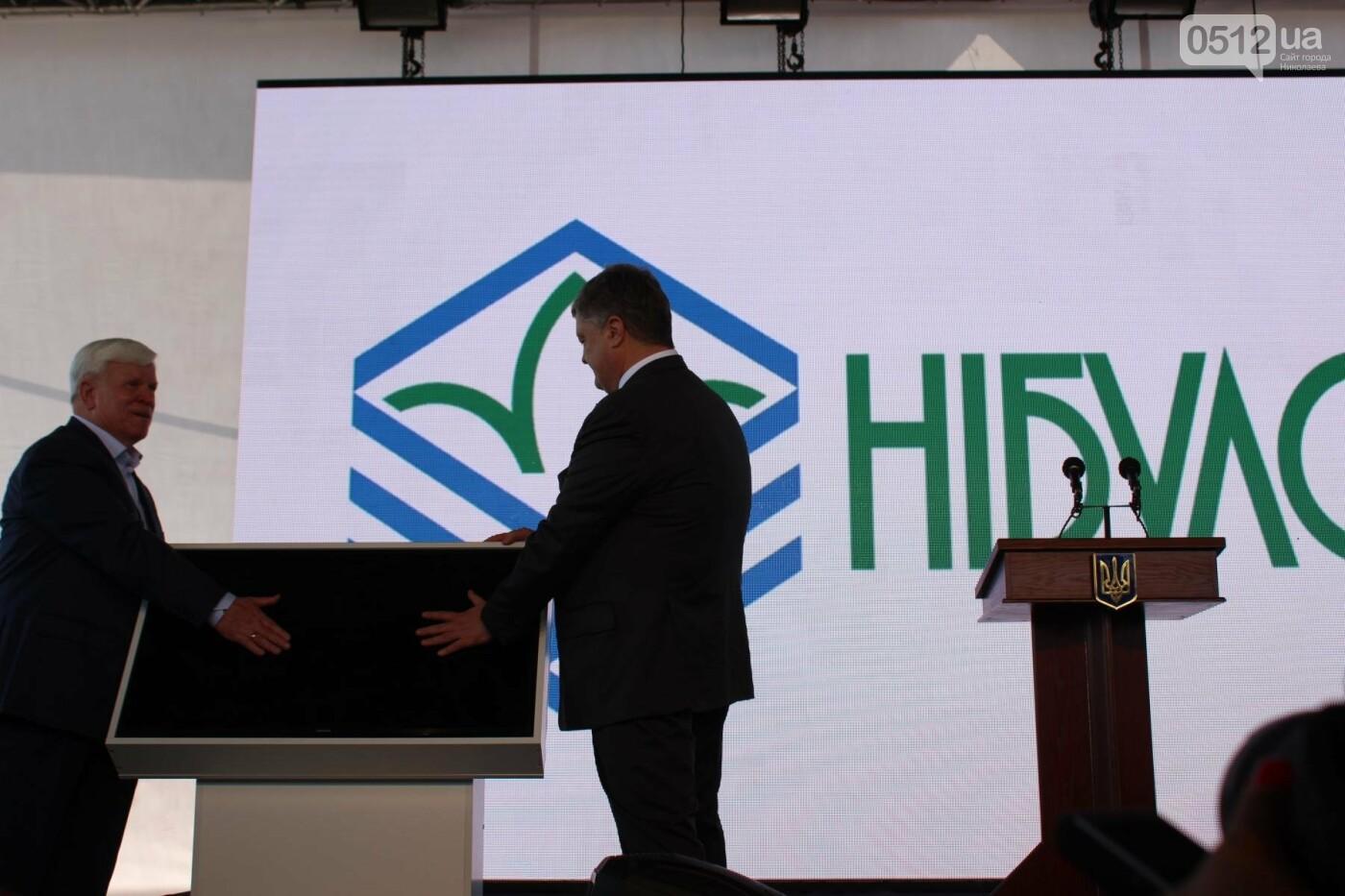 Порошенко в Николаеве подписал ряд важных законопроектов, - ФОТО, фото-20