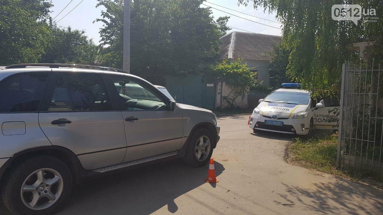 """В Николаеве не поделили дорогу полицейский автомобиль УМВД и """"БМВ"""", - ФОТО, фото-3"""