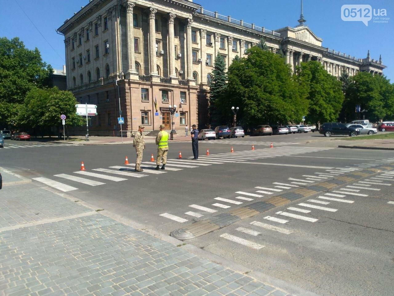Завтра утром перекроют улицу Адмиральскую, - ФОТО, фото-2