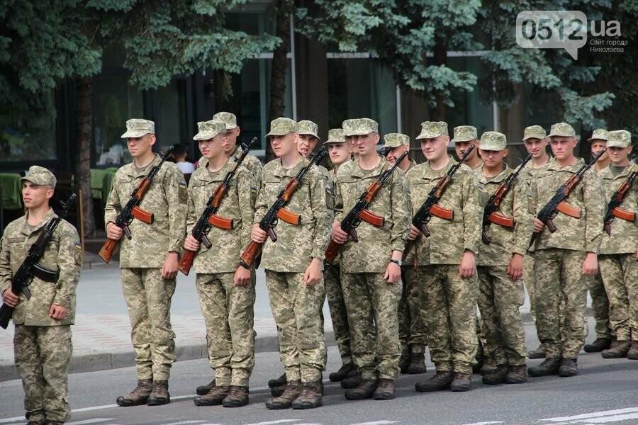 """""""Торжественно клянусь"""": в Николаеве около 300 военнослужащих приняли присягу, - ФОТОРЕПОРТАЖ, фото-13"""