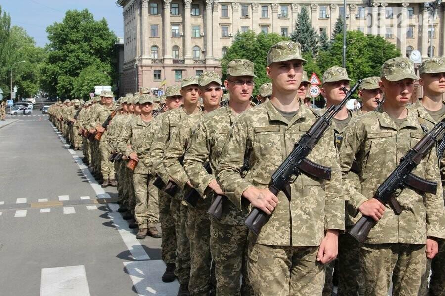 """""""Торжественно клянусь"""": в Николаеве около 300 военнослужащих приняли присягу, - ФОТОРЕПОРТАЖ, фото-14"""