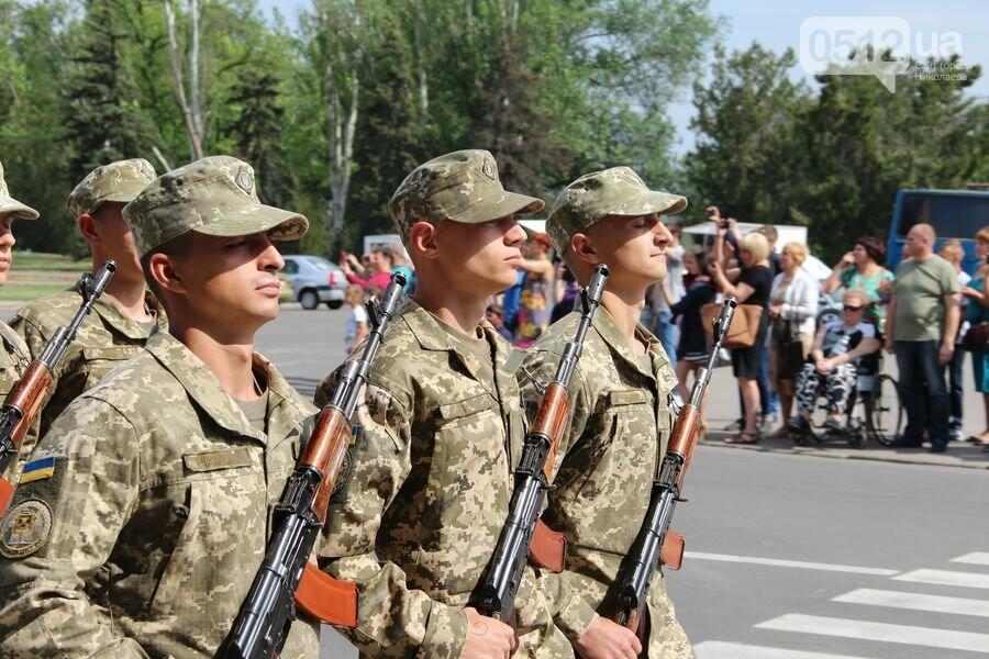 """""""Торжественно клянусь"""": в Николаеве около 300 военнослужащих приняли присягу, - ФОТОРЕПОРТАЖ, фото-16"""