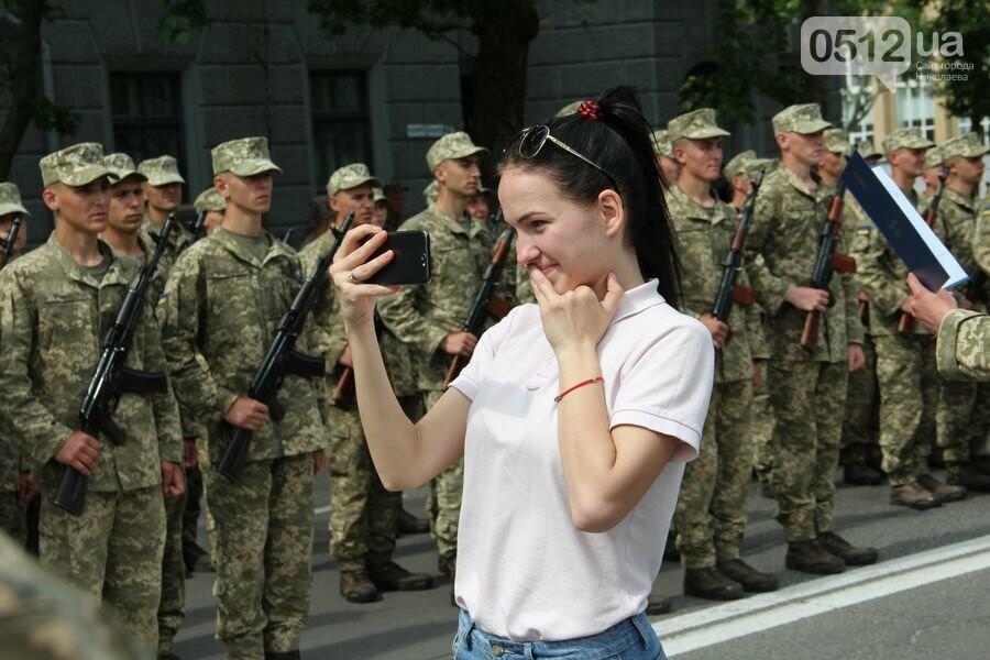 """""""Торжественно клянусь"""": в Николаеве около 300 военнослужащих приняли присягу, - ФОТОРЕПОРТАЖ, фото-10"""