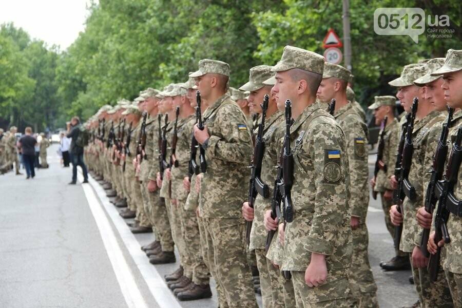 """""""Торжественно клянусь"""": в Николаеве около 300 военнослужащих приняли присягу, - ФОТОРЕПОРТАЖ, фото-18"""