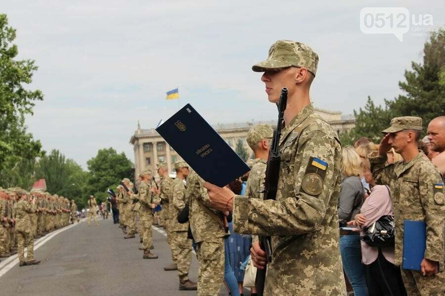 """""""Торжественно клянусь"""": в Николаеве около 300 военнослужащих приняли присягу, - ФОТОРЕПОРТАЖ, фото-11"""
