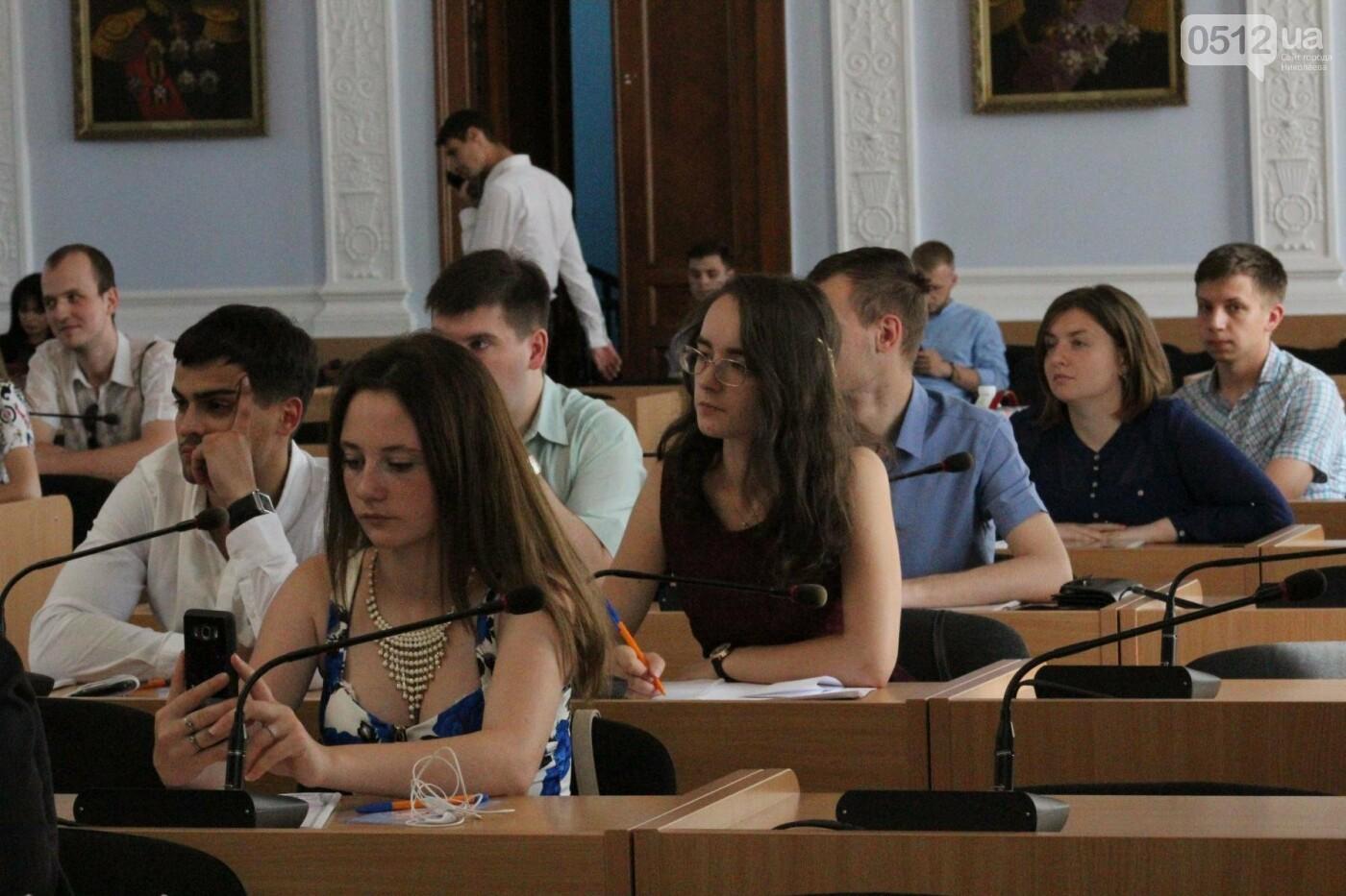 В Николаеве стартовала Школа помощника депутата, фото-9