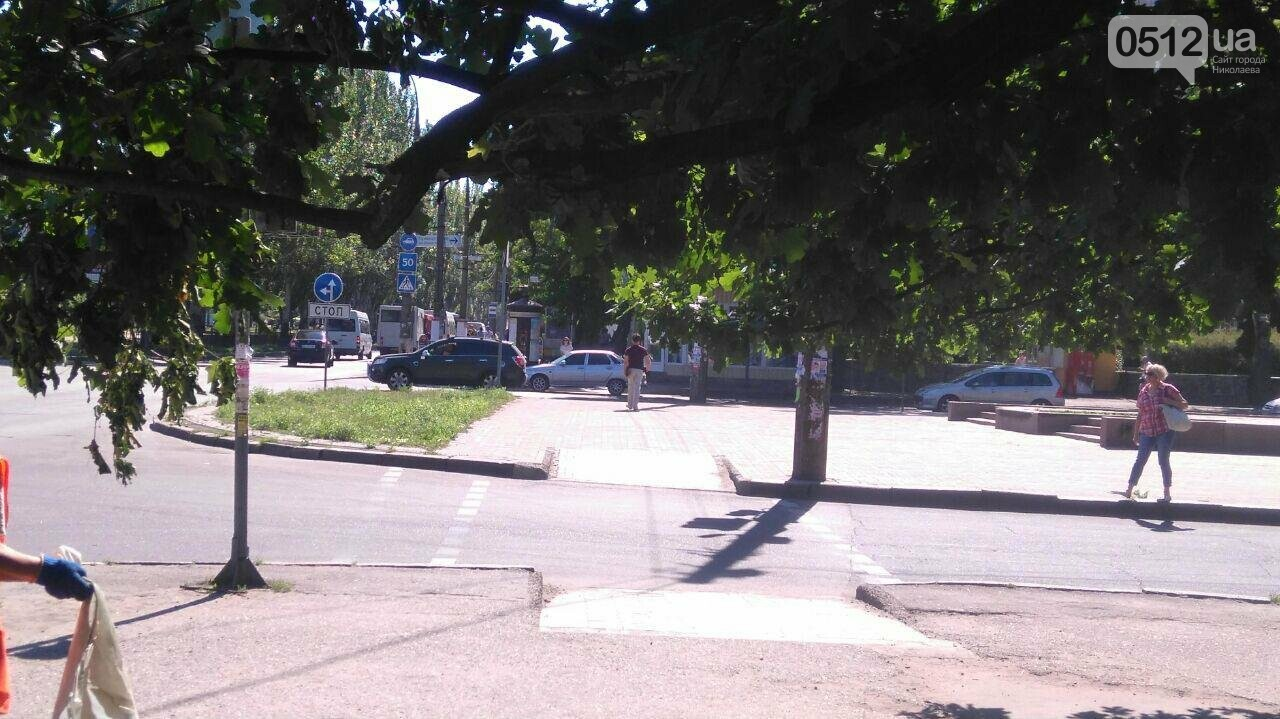 В центре Николаеве не работают светофоры, - ФОТО, фото-2