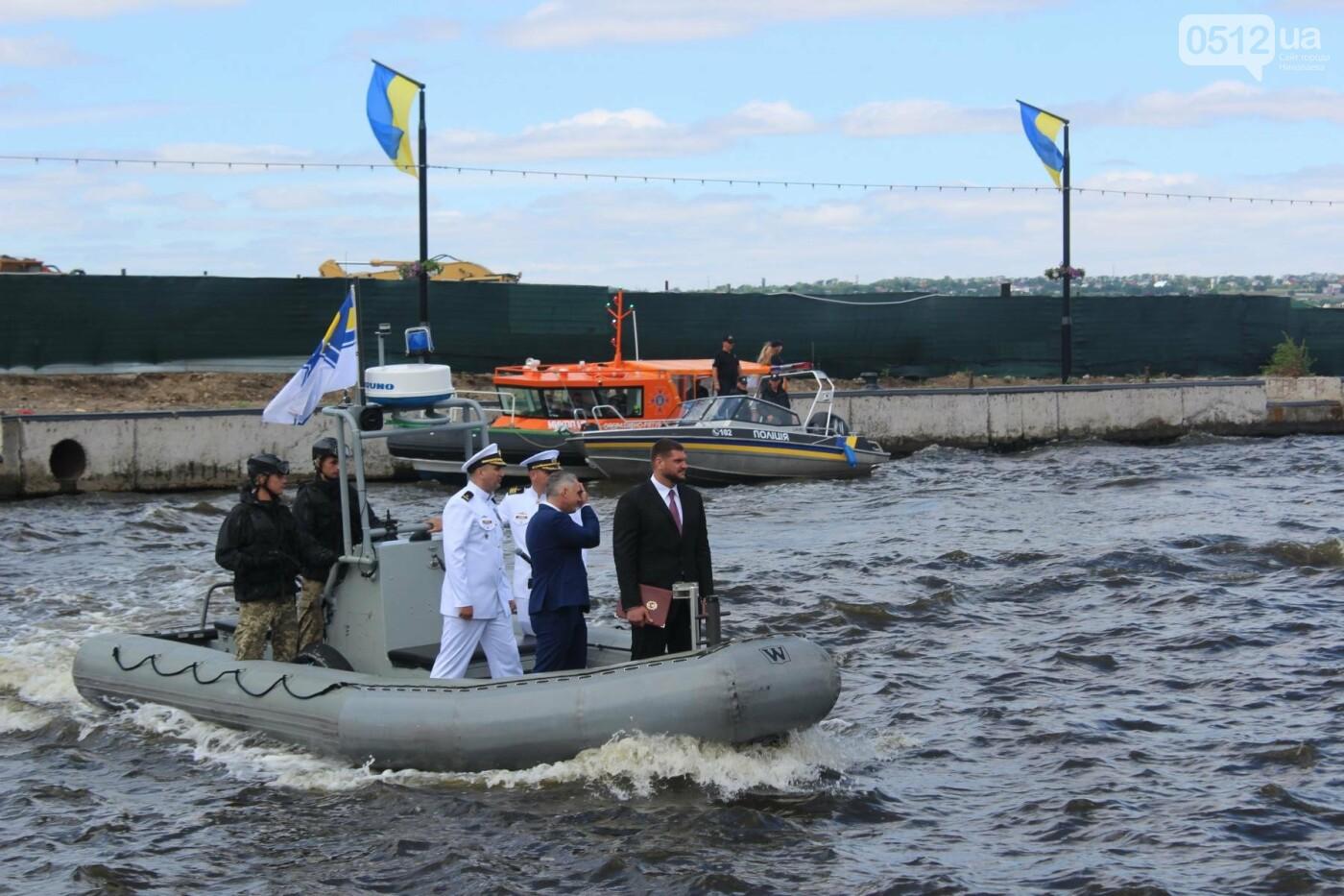Полевая кухня, марш военных и выставка техники: как в Николаеве отмечали День ВМС Украины, фото-18