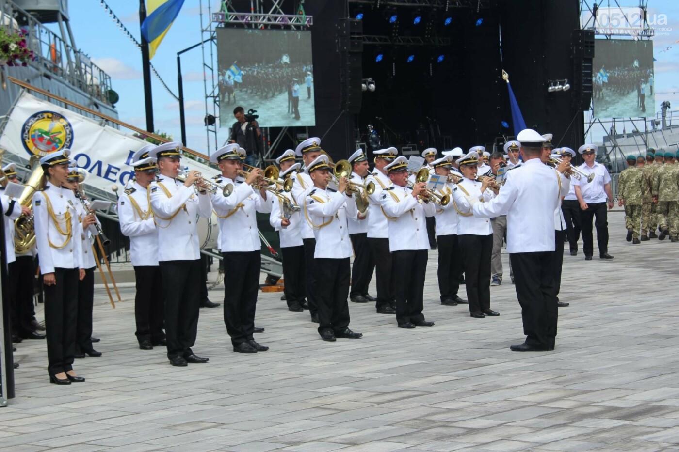 Полевая кухня, марш военных и выставка техники: как в Николаеве отмечали День ВМС Украины, фото-12