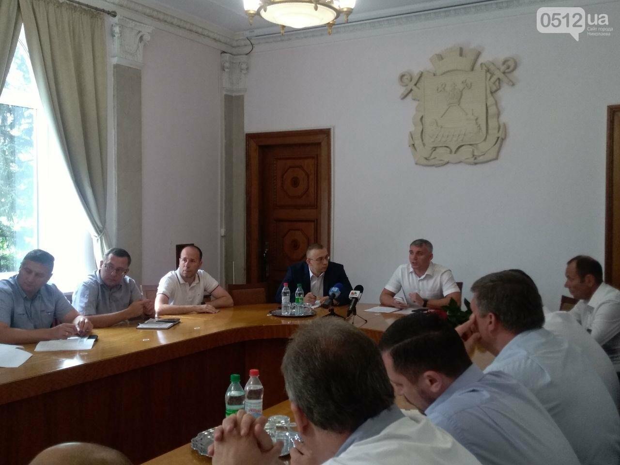 В Николаеве депутаты намерены проверить законность стройки в мкр. Леваневский, фото-1